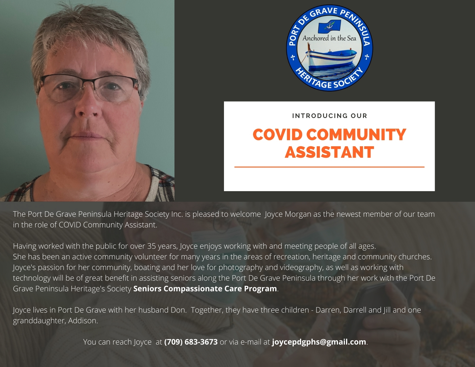 covid-community-assistant